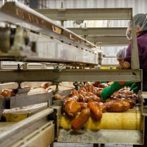 Cumplimiento de las normas de higiene alimentaria y manipulación de alimentos